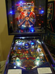 bally pinball machines | Xenon Pinball Machine by Bally | eBay