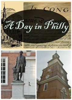 One day in Philadelphia...the perfect itinerary...and all free! (scheduled via http://www.tailwindapp.com?utm_source=pinterest&utm_medium=twpin&utm_content=post27649578&utm_campaign=scheduler_attribution)
