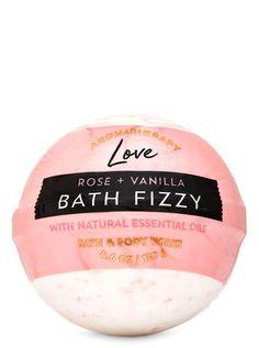 Rose Vanilla Bath Fizzy | Bath & Body Works