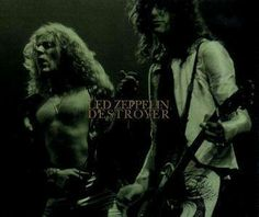 http://custard-pie.com Led Zeppelin | Destroyer bootleg