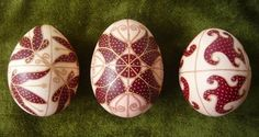 Someday - possibly tile patterns Carved Eggs, Easter Egg Designs, Brown Eggs, Ukrainian Easter Eggs, Easter Traditions, African Tribes, Picture Postcards, Egg Art, Easter Holidays