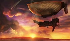 Guns of Icarus Online - Steampunk Takes To The Skies. Muse Games, team-based multiplayer. Fall 2012 release.