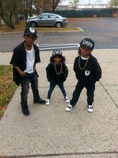 Straight outta Compton kids....