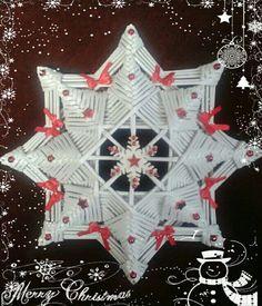 csillag Vianočná hviezda 30cm