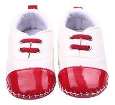 Bigood süß Design Baby Mädchen Hausschuhe Krabbelschuhe Lauflernschu 13cm Rot - http://on-line-kaufen.de/bigood/13cm-bigood-suess-design-baby-maedchen-3