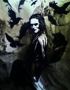 images of the crow movie - Google Search