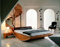 Extraordinary design beds you?ll dream to have at home! - blogs de Decoration