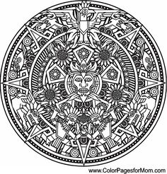 Southwestern Coloring Page 28 free