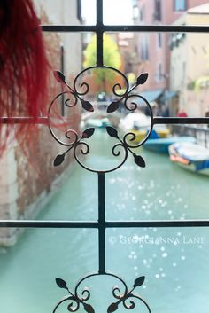 Venetian Canal by Georgianna Lane