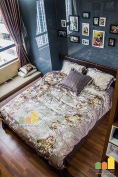 Thiết kế nội thất căn hộ chung cư cao cấp nhà anh Bình là dự án được các KTS Your House lên phương án thiết kế và thi công hoàn thiện vào tháng 2/2016.