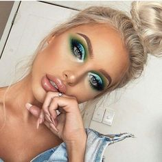 Eye Make-Up New 36 Idea, How To İncrease Eyes With Makeup?- Eye Make-Up New 36 Idea, How To İncrease Eyes With Makeup? – Page 35 of 36 eyeshadow; eyeshadow looks; eyeshadow looks step by step; Makeup Goals, Makeup Inspo, Makeup Inspiration, Makeup Tips, Beauty Makeup, Face Makeup, Makeup Ideas, Party Eye Makeup, Makeup Box