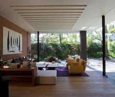Casa de los Tres Fresnos, Mexico City, Mexico - Legorreta + Legorreta