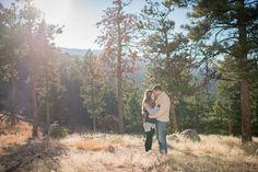 Lost Gulch Overlook Colorado Rocky Mountain Proposal