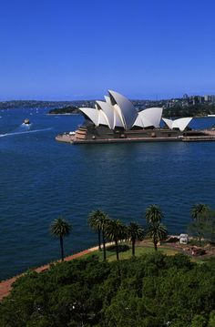 """""""View of Opera House From Sydney Harbour Bridge""""  by Wolfgang Kaehler"""