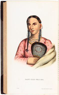 History of the Indian Tribes of North America, with Biographical Sketches and Anecdotes of the Principal Chiefs. Embellished with One Hundred Portraits, from the Indian Gallery in the Department of War, at Washington - Price Estimate: $4000 - $6000