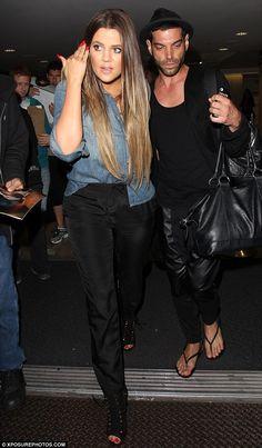 #Ombre Hair | Khloe Kardashian-Odom