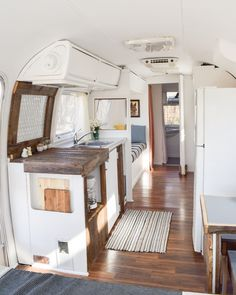 After four years of living in the Airstream, the ol' girl was looking a little rough around the edges. We knew it was time to do a little Airstream remodel and refresh. (You can see pictures of what it looked like when we first remodeled it here and the first before and afters here.) The … … Continue reading →