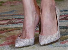 Magrit 'Alicia' Reptile D'Orsay Pumps (bespoke)