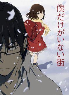 Boku dake ga Inai Machi (aka Erased)- Wuv Wuv Wuv this show :)
