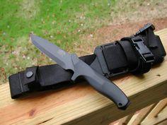 Timberline SpecWar fixed blade