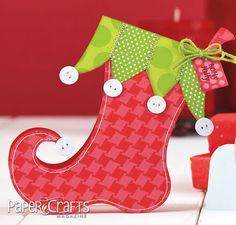 Mendi Yoshikawa - Paper Crafts November/December 2013