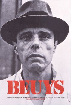 Image result for joseph beuys