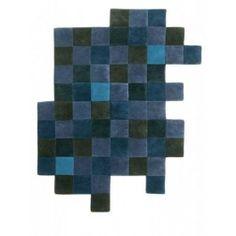 Do-Lo-Rez Blues Rug