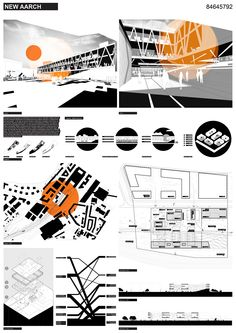 NEW AARCH Aarhus Architecture School Design Competition on Behance