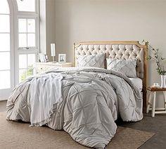 Silver Birch Pin Tuck Twin XL Comforter Byourbed https://www.amazon.com/dp/B01FRFX0ZE/ref=cm_sw_r_pi_dp_eNgCxbM319BFT
