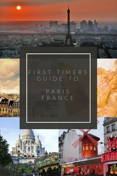 A quick guide to Paris. Visiting Paris France on a short or long trip is doable - here is everything you need to know about your visit.