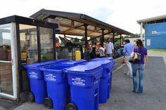 Chubut expuso el Proyecto de Gestión de Residuos en Washington