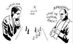 Caruana Mamedyarov chess Tata Chess