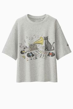 Olympia Le-Tan and Uniqlo have created together a collection | Fashion | News | VOGUE
