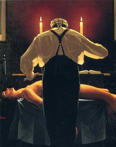 Jack Vettriano Paintings & Artwork Gallery in Chronological Order  The Administration of Justice