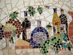 Wine Mosaic