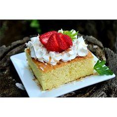 Pastel de Tres Leches (Three Milk Cake) - Allrecipes.com