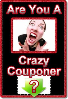 Think you know all there is to know about coupons? Some people take couponing to a new height. Find out if you're a Crazy Couponer.