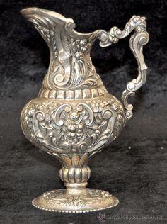 jarras de plata