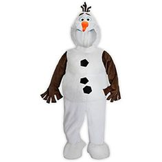 Disney Store FROZEN Olaf Child's Costume Size 7/8 *** Click on the image for additional details. (This is an affiliate link) #DressUpPretendPlay