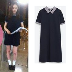 160515 Krystal filming 'Graduation Season' Zara A-LINE DRESS US $25.9 #girlcrush#krystal#jungsoojung#fx#outfitoftheday#fashionstyle#koreafashion#casual#kpop#kpopidol#鄭秀晶#정수정#크리스탈#koreanstyle#fashionaddict#koreanfashion#에프엑스#inspiration#fashioninspiration#outfit#sment#ulzzang#celebritystyle#shirt#styleinspiration#maknae#fashionable#dress#zara#minidress