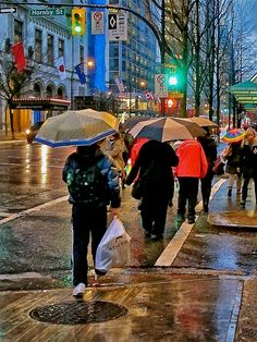 Rainy Day In Vancouver) - R_05.08.2013 - Canada