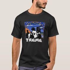 Shop Brass Band Stars, TREME T-Shirt created by figstreetstudio. Brass Band, Jazz Music, Shop Now, French Quarter, Stars, Mens Tops, T Shirt, Shopping, Color Black