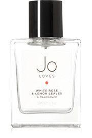 Jo Loves - White Rose & Lemon Leaves, 50ml