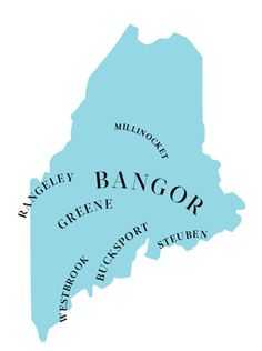 Opinions, advisories, and musings from the length and breadth of Maine.