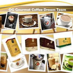 Coffee Chats - The best in Organo Gold Coffee Big Coffee, Coffee Drinkers, Mocha, Latte, Good Things, Gold, Drinking Coffee, It's Easy, Sample Resume