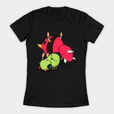 Spider Butts Womens T-Shirt