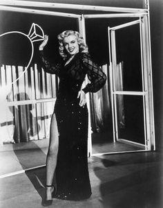 Marilyn Monroe en 1949
