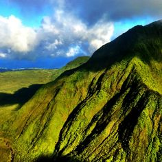 Lush Hawaiian Landscape- so many naturally beautiful places to photograph!