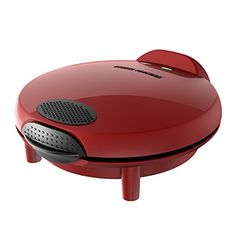 George Foreman Electric Quesadilla Maker Red *** Learn more concerning the wonderful product at the photo link. (This is an affiliate link). Best Appliances, Specialty Appliances, Small Appliances, Kitchen Appliances, George Foreman, Vertical Storage, La Red, Best Gifts For Men
