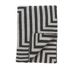 Found it at DwellStudio - Maze Throw Blanket